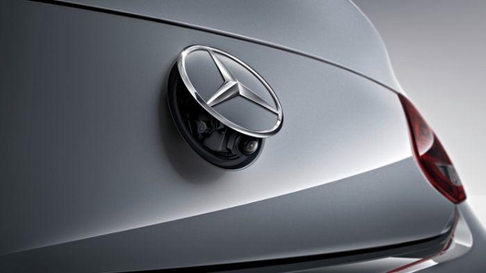 C Class Coupe Reversing Camera Mercedes A Class Forum