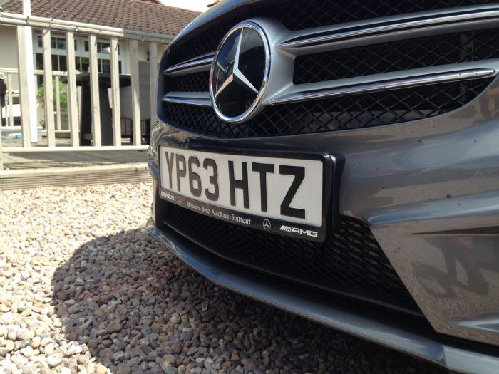 Edited by TrigWiz - 18 Jun 2014 at 100pm & Pressed plates with surrounds - Mercedes A-Class Forum