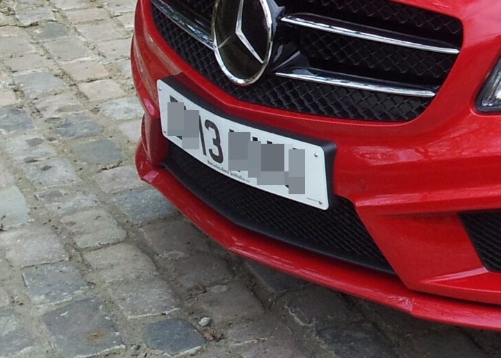 They were made by \u0027Wurth\u0027 do a search for Wurth number plate frames or surrounds and you will see them available & Number Plate Holders - Mercedes A-Class Forum
